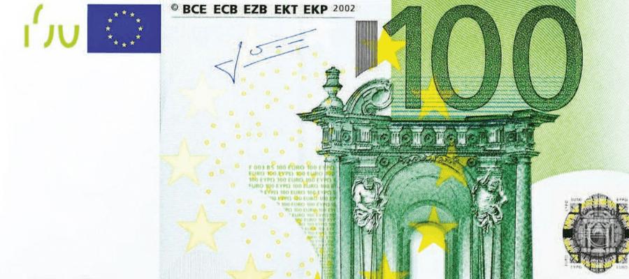 100 euro lenen