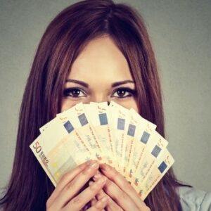 Geld lenen met minimuminkomen