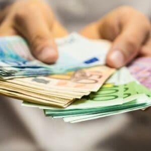Snel geld lenen zonder werk
